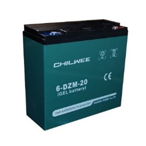 BATTERIE 12V 28AH@20H 20AH2HR GEL