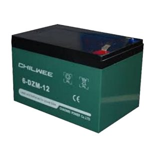 BATTERIE 12V 16AH@20H 12AH2HR GEL