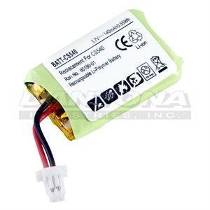 PILE PLANTRONIC CS540, 86180-01 LI-PO