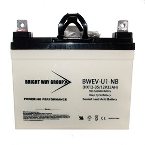 BATTERIE AGM 12V 35 AH (GR.U1)