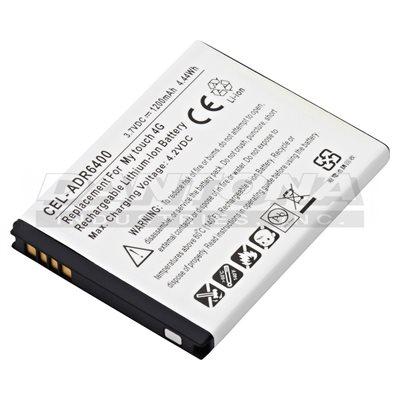 PILE CELL HTC MYTOUCH 4G 3.7V 1200MAH LI-PO
