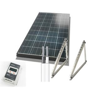 KIT SOLAIRE POLY 230 WATTS POUR CHALET