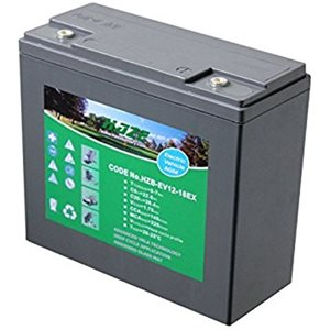 BATTERIE AGM 12V 26.4 AH @ 20HR RATE