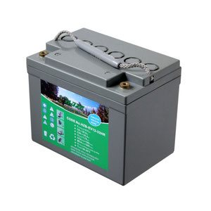 BATTERIE AGM 12V 38AH@20HR (GR.U1)
