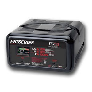 100 / 15 / 2 AMP FULLY AUTOMATIC / MANUAL STARTER / CHARGER