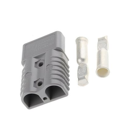 10-12 GA CRIMP KIT 50 AMP GRAY