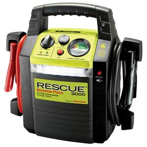 RESCUE JUMPACK 3000 W / BATTERIE
