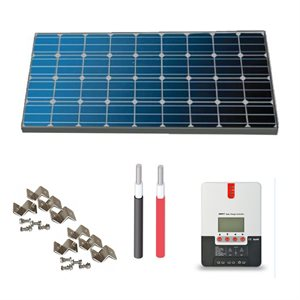 KIT SOLAIRE POLY 230 WATTS POUR VR