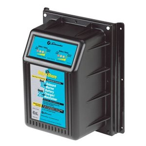 CHARGEUR 12V DUEL BANK 10A / ONE 20A