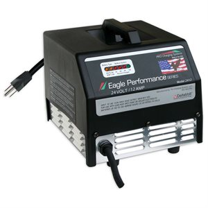 CHARGEUR 24 VOLTS 12 AMPS