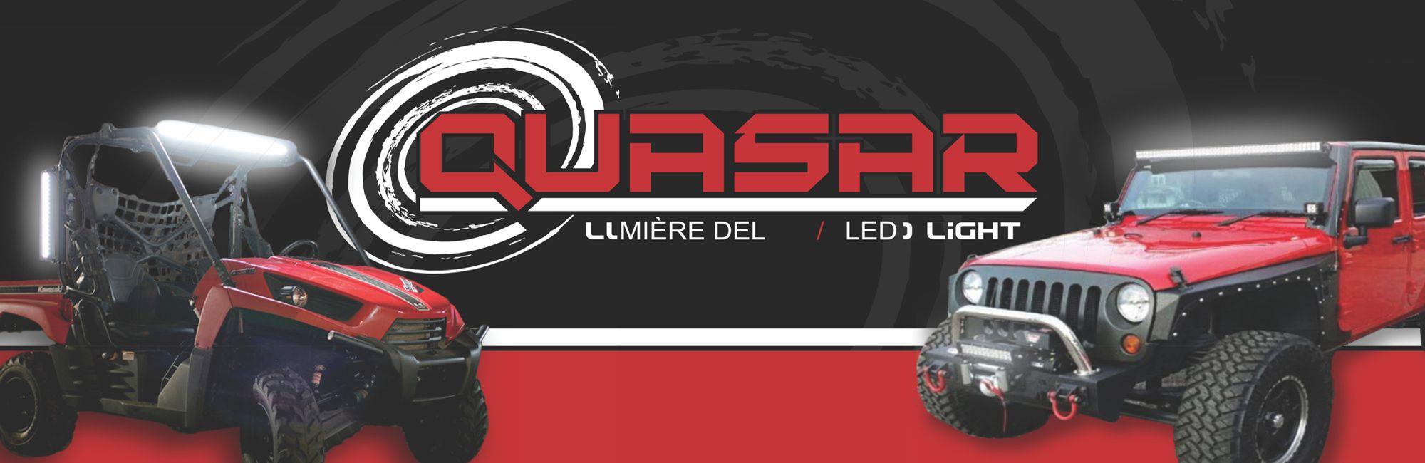 Quasar-carrousel