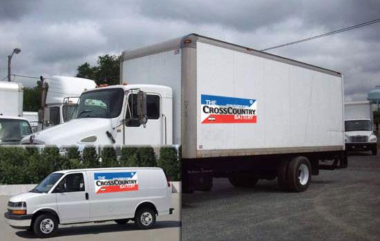 Truck-Label